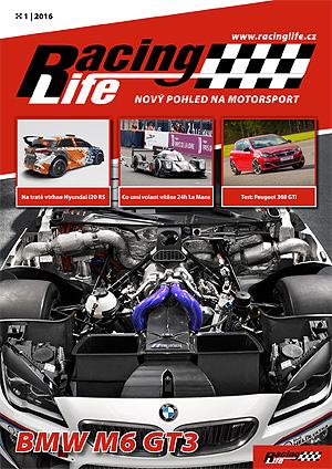 Magazín motorstport