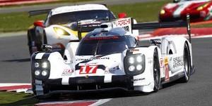 Porsche před šestihodinovkou na Nürburgringu