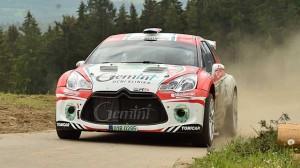 Citroëny nejsou na Barum rally bez šancí