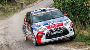 Koči bral v Německu stříbro v JWRC i WRC3