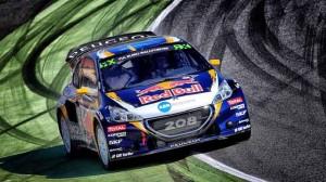 Kevin Hansen evropským šampionem v rallyecrossu