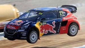Světový rallyecross zavítal do Španělska