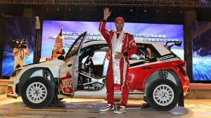 Škoda se chystá na japonskou rallye
