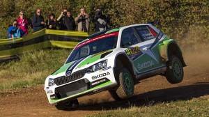 Škodu čeká boj o titul ve WRC2