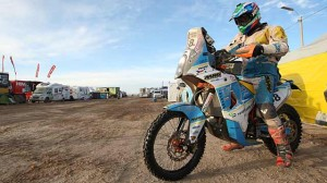 MRG tým před Dakarem 2017