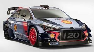 Hyundai představil i20 WRC pro sezonu 2017