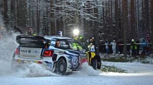 Švédská rallye klepe na dveře