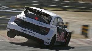 Druhé vítězství pro Ekströma a Audi