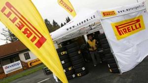 Rallye: další ročník poháru Pirelli