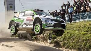 Portugalskou rallye vyhrál Ogier, Prokop čtrnáctý