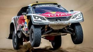 Loeb havaroval a na Silk Way Rally končí!