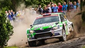 WRC ohlédnutí za Polskem