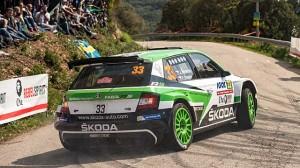 Německá rallye: Škoda a Tidemand jsou krůček od titulu