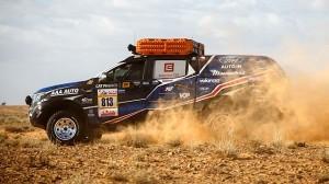 Češi na Dakaru 2018