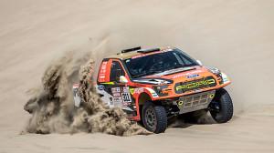 Dakar 6. etapa: Kolomý druhý, Macík pátý