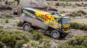 Dakar po 8. etapě: Macík průběžně třetí!