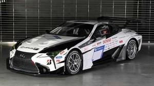 Lexus LC pojede 24 hodin Nürburgringu