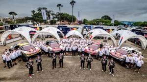 Peugeoty 3008DKR Maxi připraveny na Dakar 2018