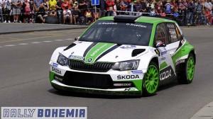 Rally Bohemia letos s řadou novinek