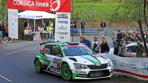 Kopecký na Korsice rychlejší než Loeb!