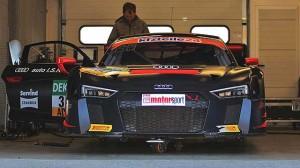 I.S.R. Racing zahajuje sezónu na Oscherslebenu