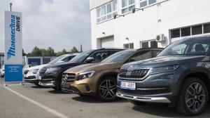 Mototechna Drive, nová půjčovna nabídne i pěkně rychlé vozy
