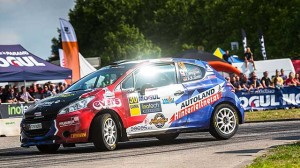 Peugeot Rally Cup v Hustopečích bez Firly a Kamence