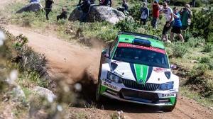 Italská rallye: těsné vítězství ve WRC a prvenství Škody ve WRC2