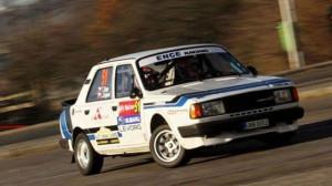 Tomáš Enge se zúčastní Rally Pačejov