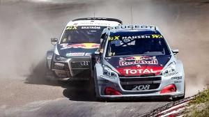 Rallycross Švédsko: modernizovaný Peugeot 208 WRX na vítězství nestačil