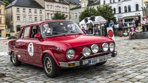 Silvretta Classic 2018: Dva veterány Škoda na startu