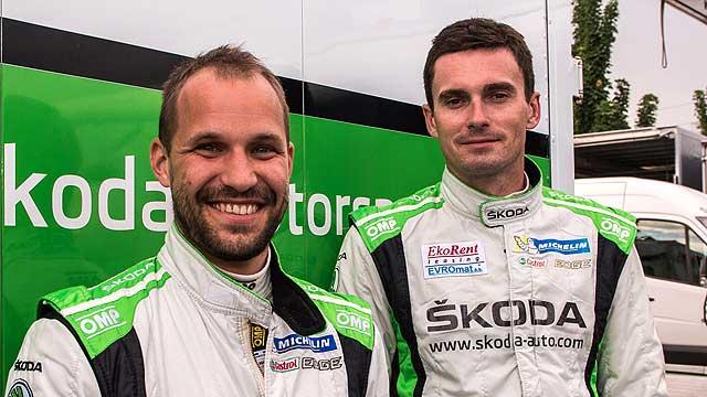 Kopecký se chce dostat do vedení kategorie WRC2