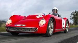 Škoda na Oldtimer Grand Prix