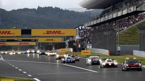 Toyota první a druhá na domácím okruhu Fuji