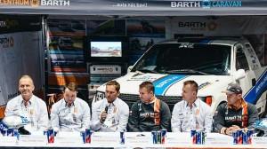 Tým BARTH Racing do Rallye Dakar neodstartuje