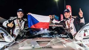 Ouředníček a Prokop pojedou na Dakar 2019 společně