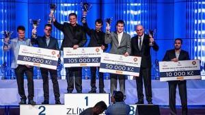 Půl milionu pro posádky Peugeot Rally Cupu